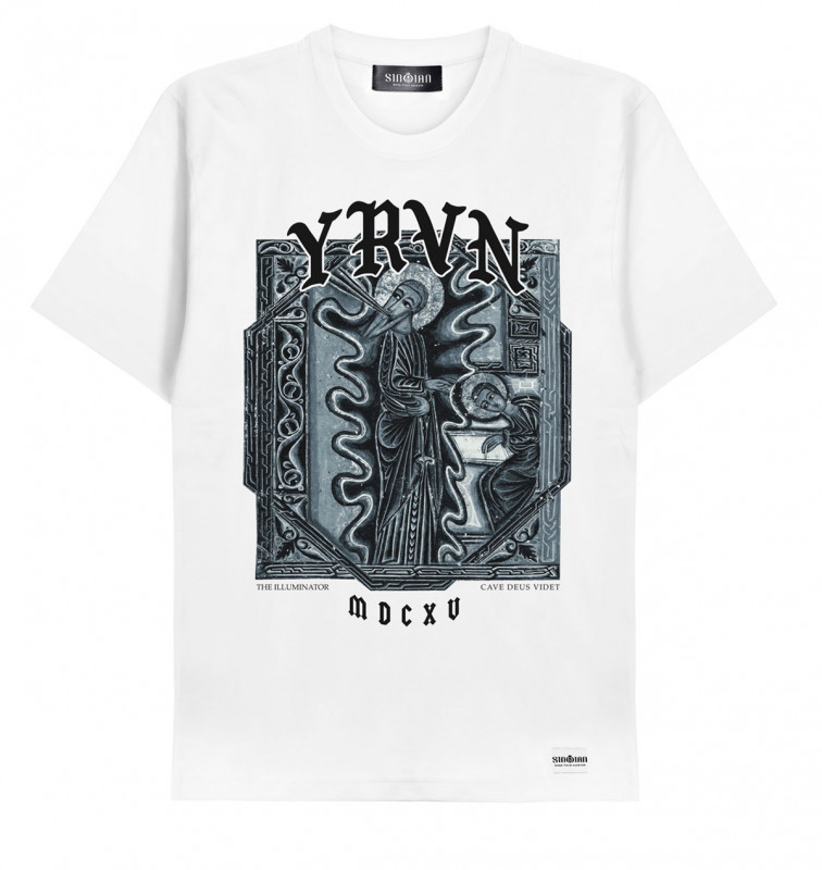 Khizan T-Shirt White
