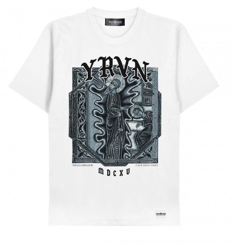 Khizan T-Shirt White