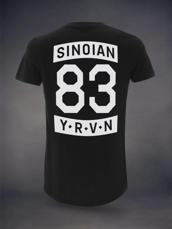 SINOIAN Team Number T-Shirt