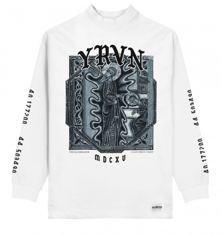 Khizan Sweatshirt White