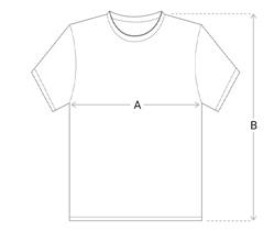 tshirt-female-size-chart-210px