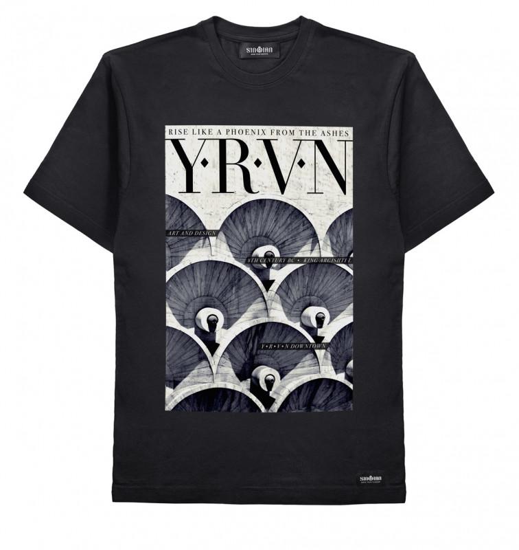 YRVN V2 T-Shirt Black