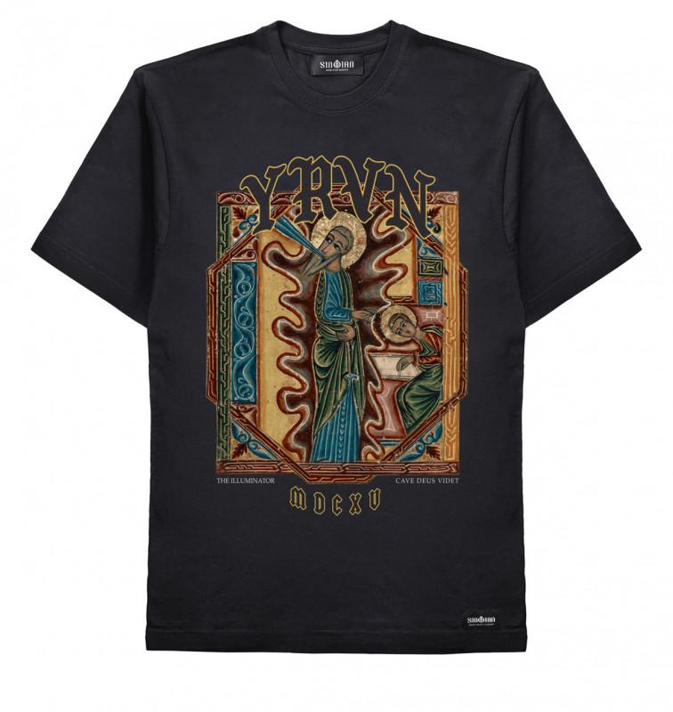 Khizan T-Shirt Black