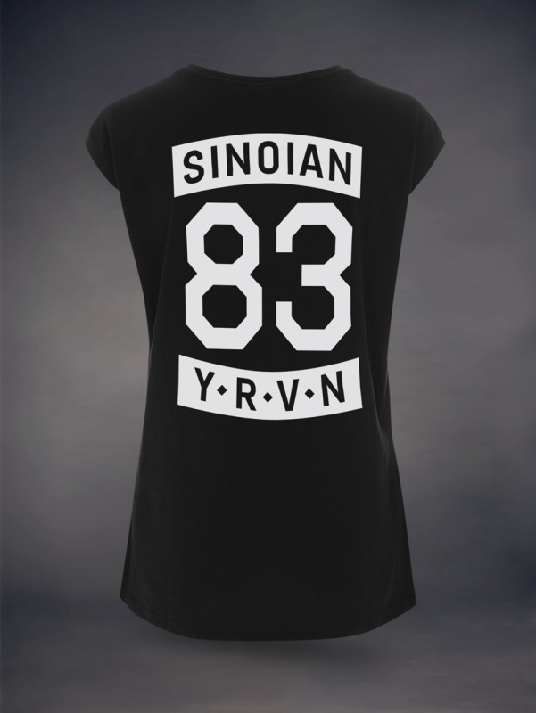 SINOIAN YRVN Team Number T-Shirt