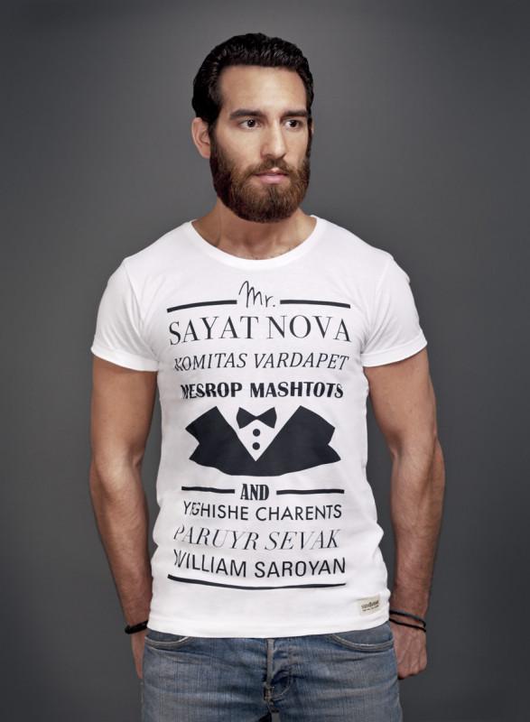 Hay Class T-Shirt mit U-Ausschnitt