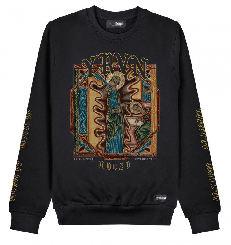 Khizan Sweatshirt Black
