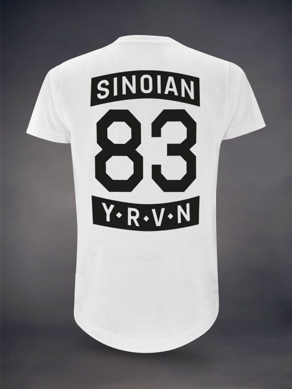 SINOIAN Team Number T-Shirt
