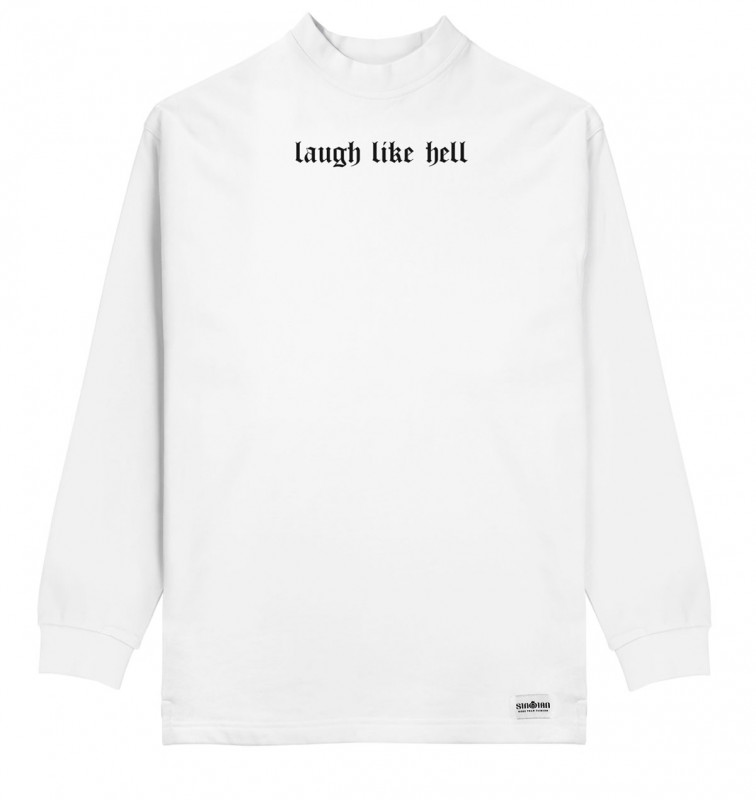 Laugh Like Hell Sweatshirt