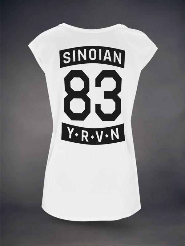SINOIAN YRVN Team Number T-Shirt